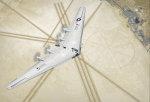 YB-35 over Edwards AFB