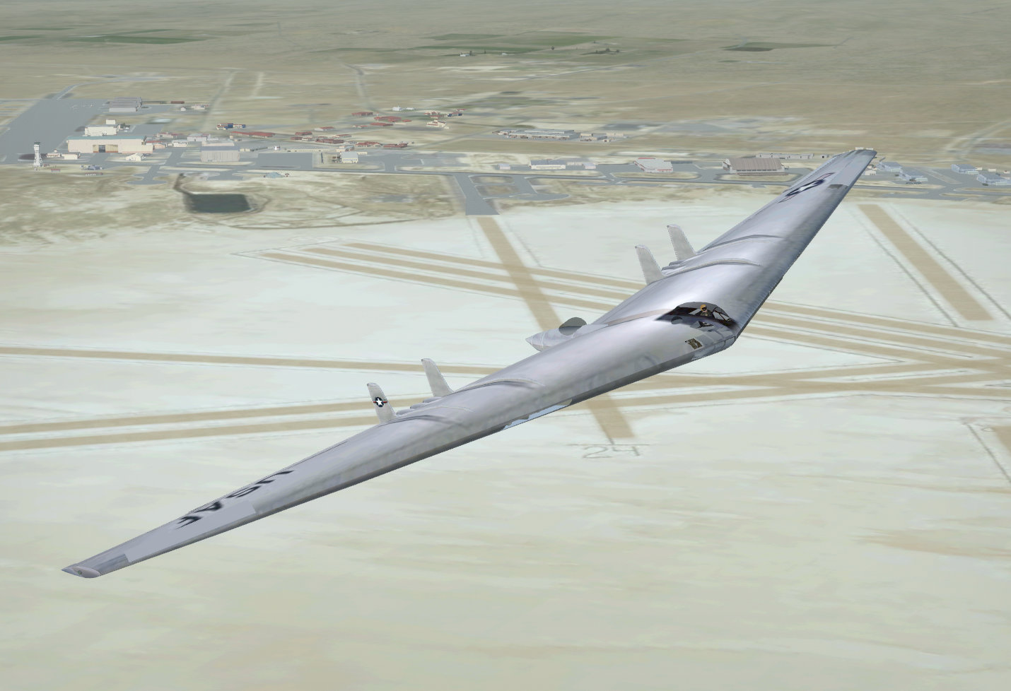 Northrop YB-39